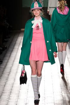 Olympia Le-Tan Spring 2015 Ready-to-Wear - Collection - Gallery - Style.com