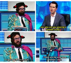 Joe Wilkinson | 8 out of 10 cats does countdown