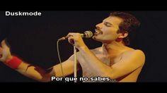 Love Of My Life - Queen [Subtitulos Español][Traducido] (+lista de repro...