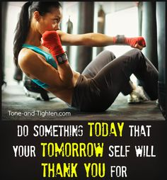 Fitness Motivation from Tone-and-Tighten.com