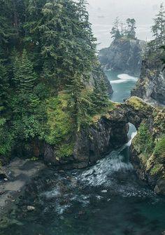 Oregon Coast - Photo by Maryanne Gobble