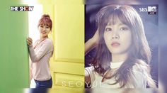 "6 Beğenme, 1 Yorum - Instagram'da 서유나 ♡ 서유리 ♡ (@ssyuna_yuri): ""(170418) || 더쇼"""