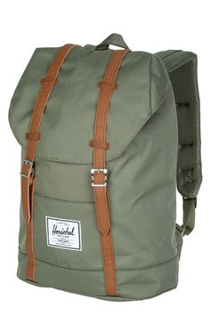 Herschel Retreat 19,5L Backpack | #skatedeluxe #sk8dlx #camo #style