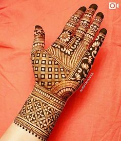 Here are stylish Choose the best.beautifulf front hands Mehndi designs # Full Hands Mehndi Designs For Bridals Dulhan Mehndi Designs Full Hand Mehndi Designs, Henna Art Designs, Mehndi Designs 2018, Mehndi Designs For Beginners, Modern Mehndi Designs, Mehndi Design Pictures, Mehndi Designs For Girls, Wedding Mehndi Designs, Mehndi Designs For Fingers