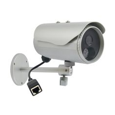 ACTi D32 3MP Bullet Camera with D/N, IR and a Fixed 4.2mm Lens