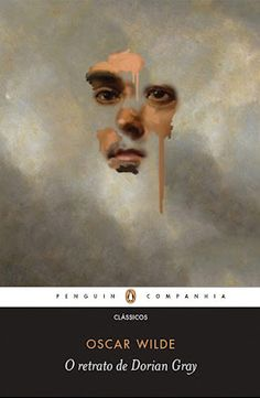 O retrato de Dorian Gray, capa por Alceu Nunes