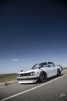 ハコスカGT-R Hakosuka GT-R Skyline Nissan