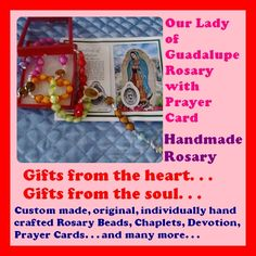 OUR LADY OR GUADALUPE ROSARY