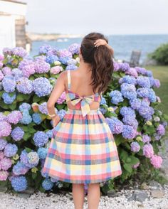 Tuesday Ten: August Style Tips African Dresses For Kids, Little Girl Dresses, Girls Dresses, Baby Frocks Designs, Kids Frocks Design, Baby Girl Dress Patterns, Baby Dress, Extra Petite Blog, Baby Girl Fashion