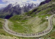 Watch the Tour de France (DONE - Stage 13 in 2014 but must do it again)