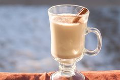 DIY Rumchata (horchata).  It doesn't look nearly as complicated as it should.