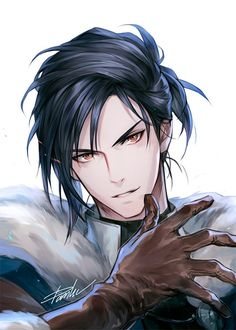 Danhu on - Best anime list Fire Emblem Characters, Fantasy Characters, Cute Anime Boy, Anime Guys, Character Concept, Character Art, Animation Character, Concept Art, Fire Emblem Games