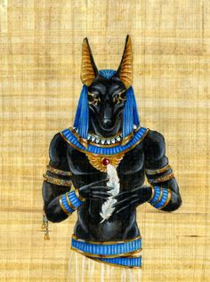 'Papyrus Anubis' by Hbruton.