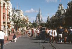 Walt Disney World - 1980