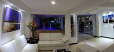 Hotel Lobby  : )  www.aquahotelcali.co