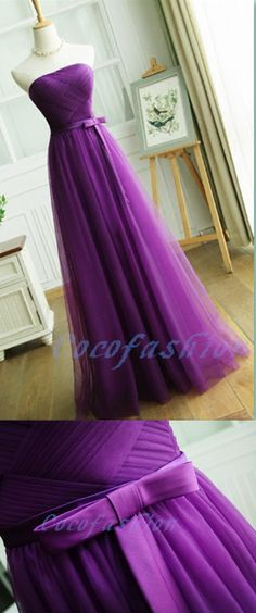 Charming Tulle prom dress, sexy prom dress,Charming prom dress, long prom dress,prom dresses, elegant prom dress, prom dress