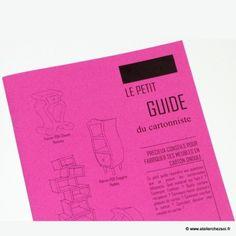 Le Petit Guide du Cartonniste - 20 pages