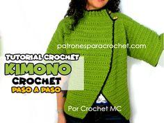 Kimono Crochet, Crochet Pillow, Crochet Cardigan, Crochet Shawl, Easy Crochet, Crochet Baby, Crochet Mittens, Crochet Slippers, Crochet Gifts