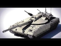 "▶ Russia's T-14 Armata Main Battle Tank Concept [720p] - YouTube Russian Lieutenant-General Yuri Kovalenko states that the ""Armata"" combat platform will utilize many features of the T-95 tank, of which only a few prototypes have been built. In the main battle tank variant, the ammunition compartment will be separate from the crew, increasing operational safety while the engine will be more powerful and the armor, main gun and autoloader will be improved."