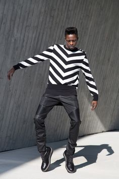 bcdcfda5 Introducing you Balmain x H&M men's collection + street style guide for  Balmain x