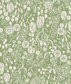 Farrow & Ball Atacama Green Wallpaper main image