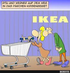Rita und Werner auf dem Weg.. | DEBESTE.de, Lustige Bilder, Sprüche, Witze und…