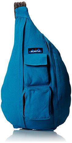 KAVU Rope Bag, Arctic Blue, One Size $47.95 #bestseller