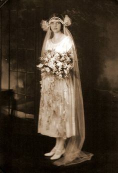 1917 wedding