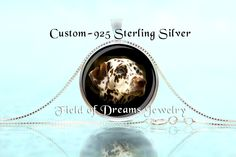STERLING PET PHOTO Custom Your Pet Memorial Pet Dog Pendant Pet Charm Necklace Photo of Your Pet Lover Gift for Cat, Dog, Bird or Other Pets by FieldOfDreamsJewelry on Etsy