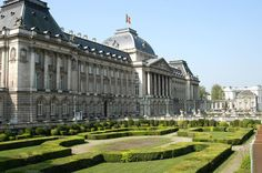 Brussels (Belgium) Royal Palace! I've been inside...beautiful!