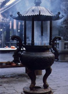 Chinese temple incence burner - Religion - Wikipedia, the free encyclopedia