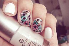 CUTE nails <3 <3