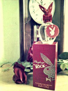 Play It Rock! #Playboy #Bunny #PlayboyBunny #Girl #Perfumes