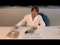 Курс Золочения: 6 - Имитация благородных металлов - поталь - YouTube