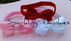 Great Gift Set for baby shower or just getting started in bows!
