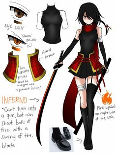 )Kitten by CNeko-chan on DeviantArt - Kleidung Fantasy Character Design, Character Design Inspiration, Character Art, Rwby Oc, Drawing Anime Clothes, Hero Costumes, Anime Dress, Fashion Design Drawings, Anime Outfits
