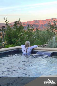 Since Endless Pools is the world leader in swimming pools for exercise, therapy & fun, with thousands of swimming pools in over 100 countries. Endless Pools, Pool Workout, Swimming Pools, The Past, Spa, Exercise, River, Fitness, Outdoor