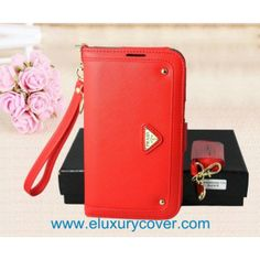 Prada Samsung Galaxy Note 3 Case Mirror Makeup red Leather Cover Love this, it comes in pink as well Leather Cover, Red Leather, Valentine Day Gifts, Holiday Gifts, Note 3 Case, Galaxy Note 3, Design Case, Prada, Samsung Galaxy