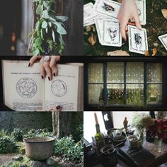 """""""witchcraft + magic aesthetic (inspiration from witches of east end). """""""