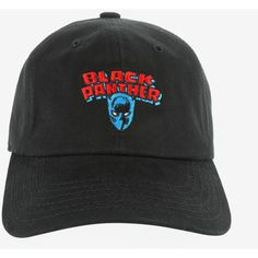 8caf8c84e69 Marvel Black Panther Dad Hat ( 19) ❤ liked on Polyvore featuring men s  fashion