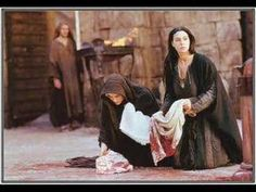"""""""Mary Did You Know?"""" A passionate, breath taking music video taken from """"The Passion of The Christ"""" video. Viewer discretion advised."""