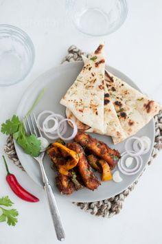 Chili Paneer | KiranTarun.com/Food