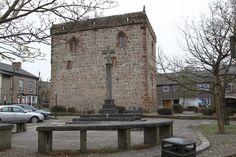 Dalton Castle in Dalton in Furness, Cumbria