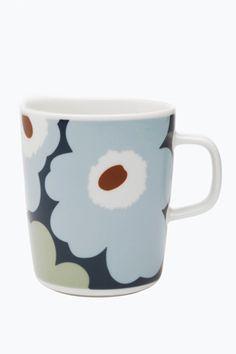 Unikko mug by Marimekko