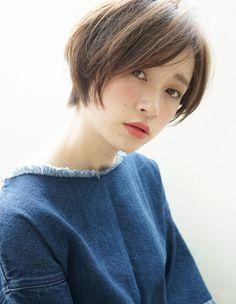 バックシルエットが綺麗な髪型(HR-185)   ヘアカタログ・髪型・ヘアスタイル AFLOAT(アフロート)表参道・銀座・名古屋の美容室・美容院