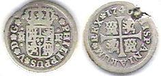 1/2 Real (1730-1746) Felipe II