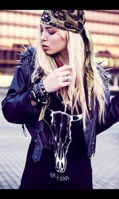 #punk #rock #style