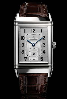 Art-Decó en estado puro. #JaegerLeCoultre #Sibaritismo #Relojes