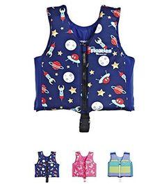 Loyal Children Life Jacket Kids Swim Vest Arm Bands Swimming Pool Wear Float Kids Summer Swimwear Bubble Swimsuit For Children Functional Bags