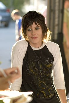 Katherine Moennig as Shane (Season 4, episode 408: Lexington and Concord) i love my Shane......